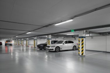 Visitor parking | Coral Office Park