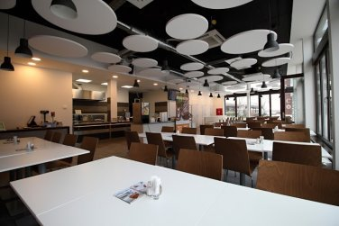 Simply Bistro | interiér | Coral Office Park