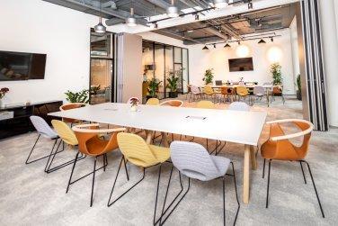 Konferenční centrum | propojení zasedaček | Coral Office Park