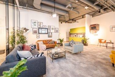 Konferenční centrum | lounge zóna | Coral Office Park