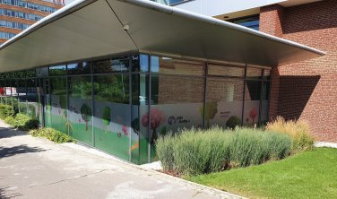 Korálky - exteirér | Coral Office Park